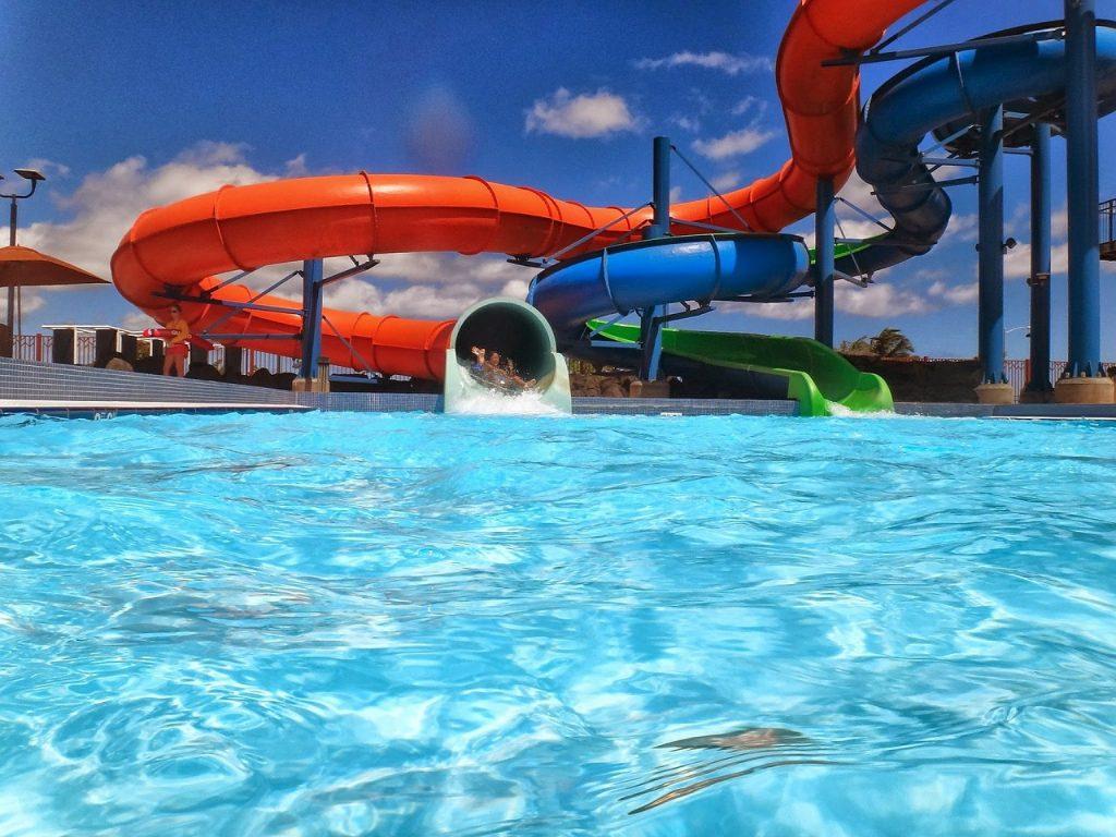 aquatic safety training zones